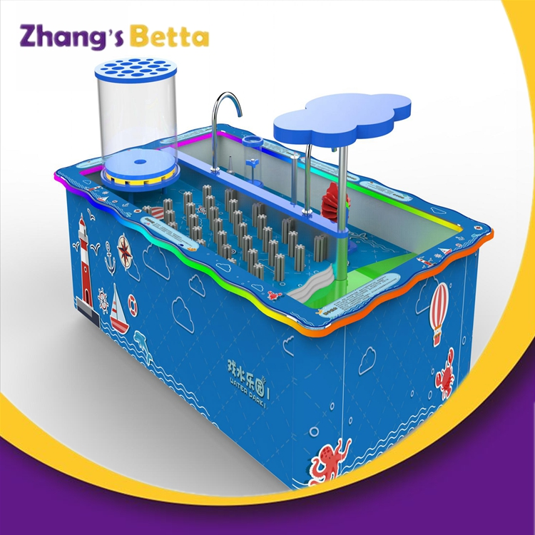 Water Play Table Interactive Game for Kids Attractive Indoor Playground Amusement Equipment Water Play Table for Kids China Factory