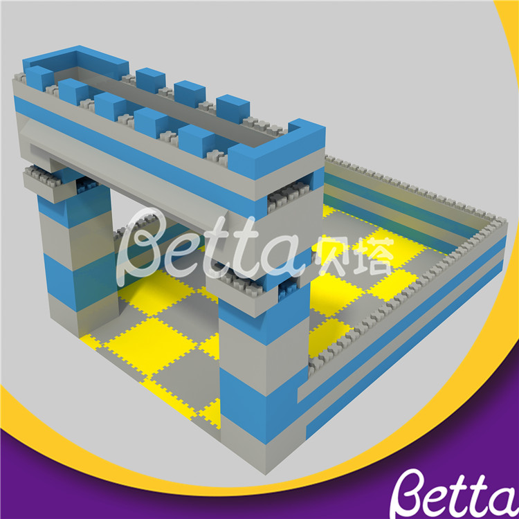 Bettaplay 2019 Customized EPP Building Blocks for Kids for Kids Indoor Palyground