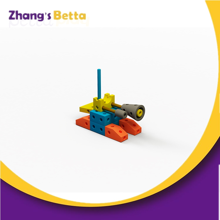 Betta High Density EVA Building Block Foam Blocks Toys Imagination Playground Blocks for Amusement Park