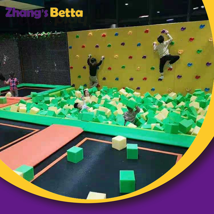 Bettaplay Customized Foam Cube Cover for Children's Park