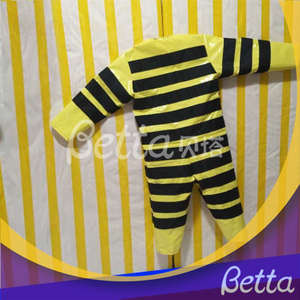 Bettaplay Spider suit for kids trampoline park indoor playground