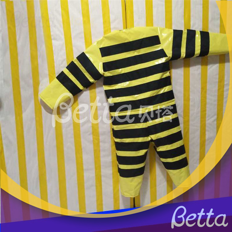 Bettaplay Indoor Playground Spider Wall suit for kids trampoline