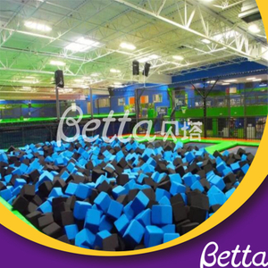 Bettaplay Good Quality Foam Pit for Trampoline Park