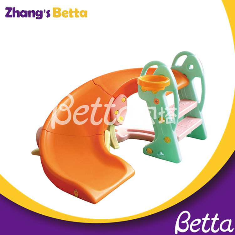 2019 Betta Safe Colorful Design Solid Durable Plastic Swings And Slide