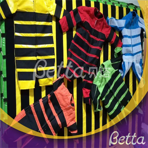 Bettaplay Spider suit for kids trampoline park and indoor playground