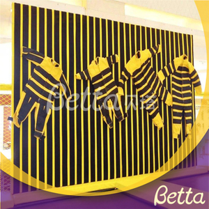 Bettaplay Indoor Playground Spider Wall suit