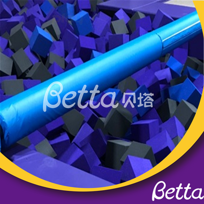 Bettaplay Jump Trampoline Cover with Foam Pit Cover for Indoore Playground
