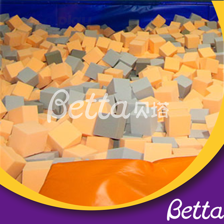 Bettaplay 2019 new product foam pit cover for playground