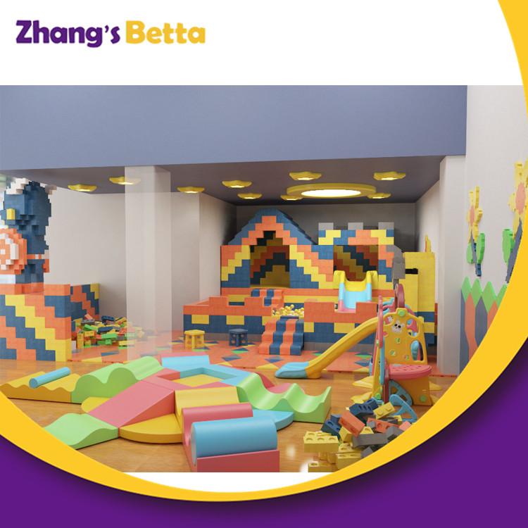 Ihram Kids For Sale Dubai: Popular Kids Building Soft Block Playground Indoor Soft