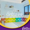 Colorful Soft Wall Customized Safety Pencil Wall for Kids Room Indoor Playground