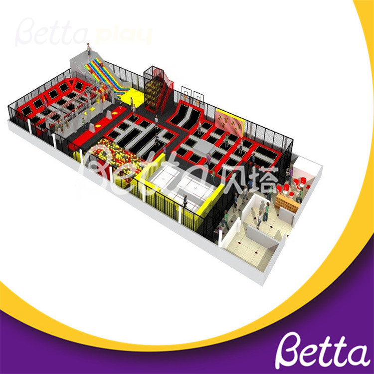 Bettaplay Trampolines Professional Park