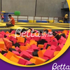 Wholesale Colorful Foam Blocks Trampoline Park Foam Pit Cubes