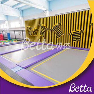Bettaplay Spider Wall for trampoline park