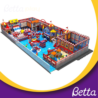 Indoor Playground Equipment Kid's Zone