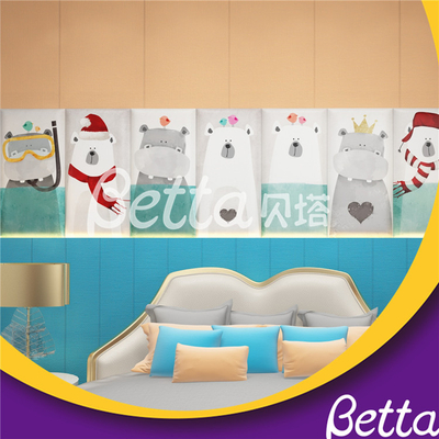Bettaplay New Design Wall Padding for Kids Room