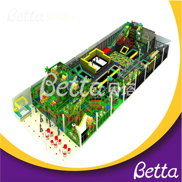 Bettaplay Customized Trampolines Park