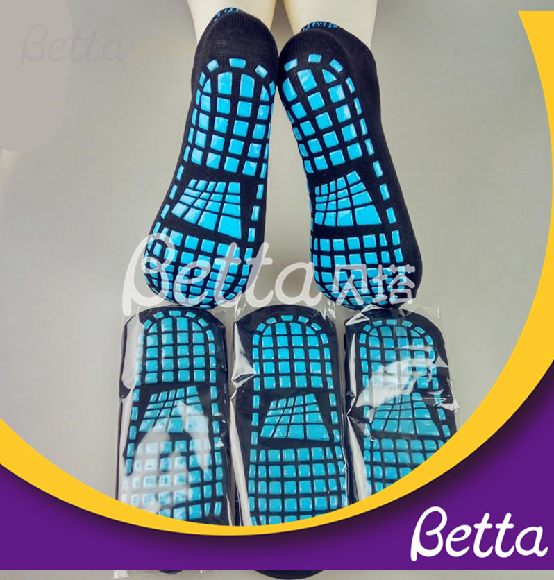 Bettaplay Customed Anti-slip Trampoline Park Socks Suppliers