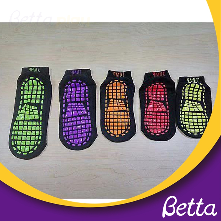 Betta High Quality Indoor Playground Anti-Slip Socks