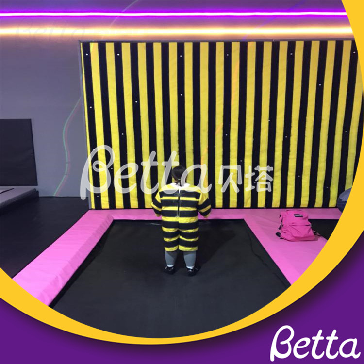 Cheap Multifunction Commercial Basketball Trampoline Park for Sale Spider Wall