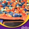 Foam Cube For Build Indoor Trampoline With Foam Pit Cover For Sale