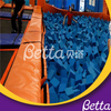 Polyurethane Foam Pit Cover Trampoline For Kids Large Trampolines With Foam Pit Cover