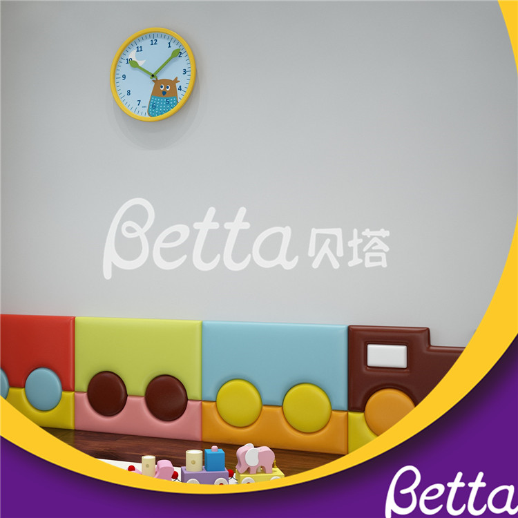 Bettaplay Colorful Wall Bumper for Kids Room