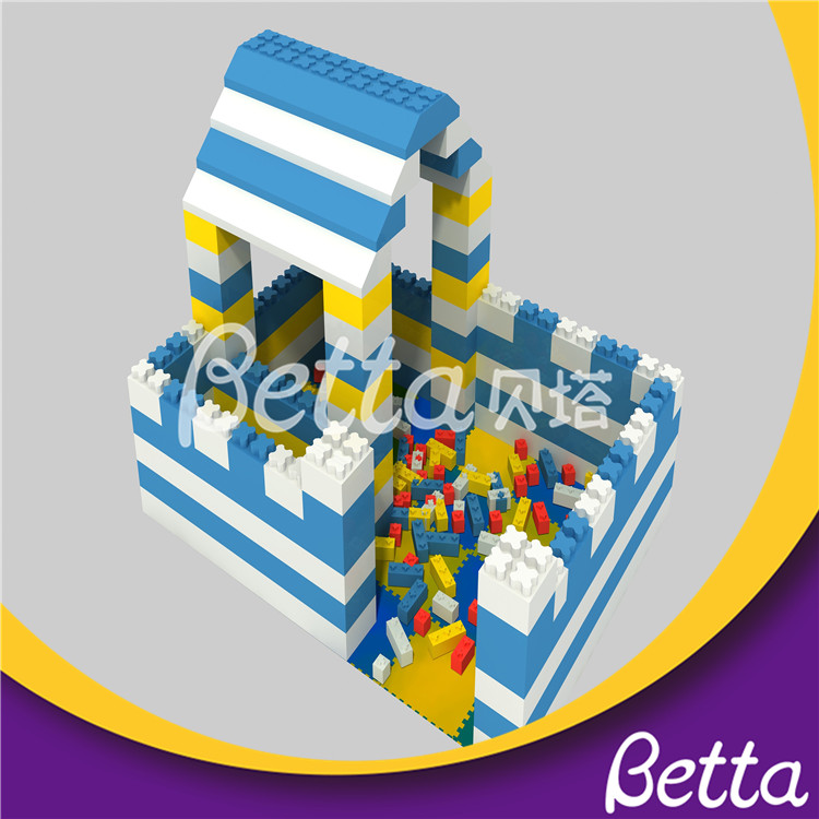 Bettaplay Diy EPP Building Blocks educational toys for Kids Indoor Palyground