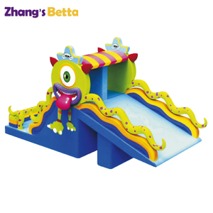 Children's Outdoor Giant Floating Inflatable Water Slide