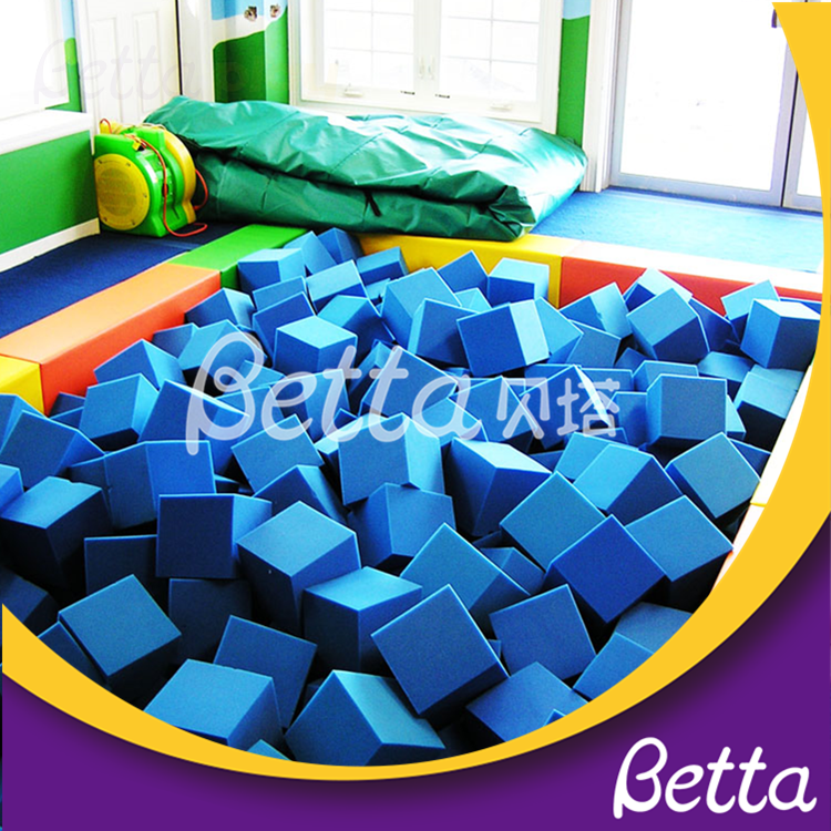 bettaplay foam pit cube foam pit cover