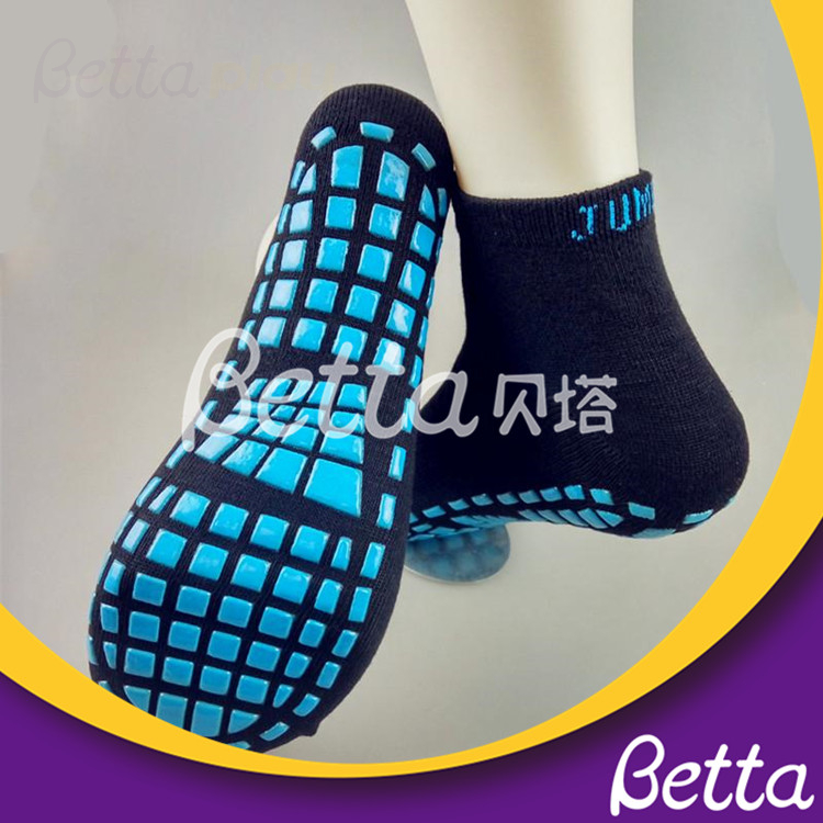 Bettaplay Wholesale Trampoline Socks Polyester Kids Sports