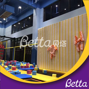 Bettaplay Indoor Playground Trampoline Accessories Indoor Inflatable Spider Wall