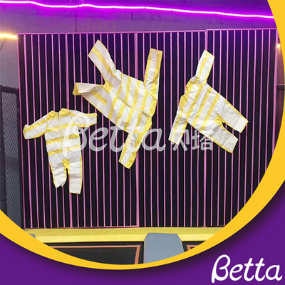 Bettaplay play the sticky trampoline