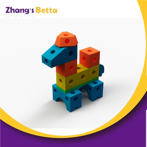 Hot sale educational kids toys eva foam building blocks